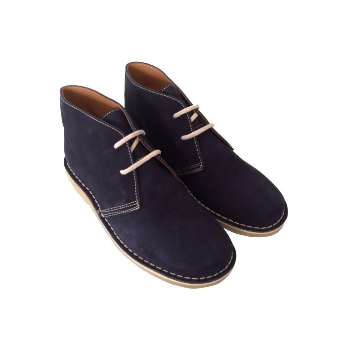 New Buy Clarks Originals Womens Midnight Blue Suede Desert Boot At Hurleys