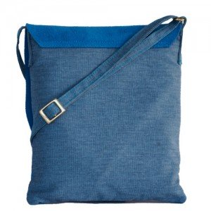 Blue klein Shoulder bag for women