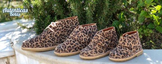 leopardo ninas
