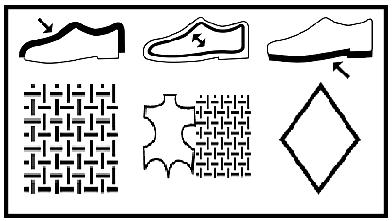 footwear composition Autenticasbotas
